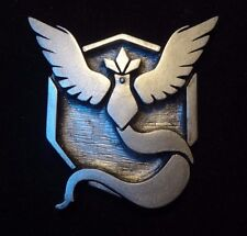 Team Mystic Pokemon Badge pin