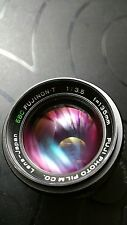 MINTY FUJINON-T EBC 135mm 3.5 MODDED TAB - FULL M42 LENS SERVICED/TESTED SMOOTH
