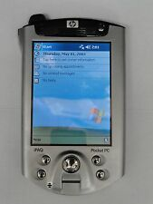 HP iPaq h5550 Pocket PC Windows 2003 Great Condition ~UsedHandhelds Handheld PDA