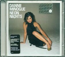 Dannii Minogue - Neon Nights Enhanced Cd 3 Videos And Gallery Cd Ottimo