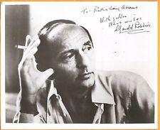 Harold Robbins-signed photo-28 a