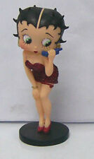 Betty Boop 'Call Me' Mini Figura De Resina 9016) Altura 7.6cm