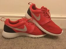 Nike Roche Red & Black Trainers Size 8