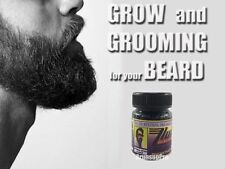 [PHOM THONG HAIR GROWTH CREAM] BLACK FACIAL - GROW BEARD, MUSTACHE, SIDEBURNS