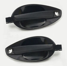 Genuine Door Handle Catch UNPAINTED 2p For 2003-2008 Hyundai Tiburon : Tuscani