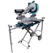 "Makita 12"" Dual Slide Miter Saw w/Laser Guide&Stand LS1216LX4 New"