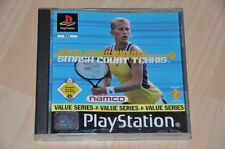 Playstation 1 jeu-smash court tennis Anna Kournikova-complet ps1