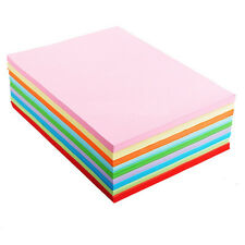 A4 colored origami paper 10 color mixing 100 sheets / bag DIY Crafts