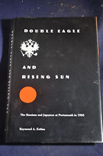 *FIRST* Double Eagle and Rising Sun - Russians & Japanese in Portsmouth 1905