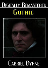 GOTHIC - DVD - Region Free - Sealed