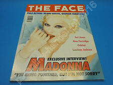 Rivista Magazine The Face UK October 1994 Madonna (KLR)