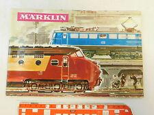 AV342-0,5# Märklin/Marklin Katalog 1965/66 D DM (ohne Gutschein)