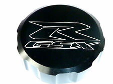 SUZUKI GSXR600 GSXR750 FRONT BRAKE MASTER CYLINDER SCREW TOP LID CAP BLACK B13G