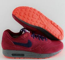 NIKE AIR MAX 1 iD MULTI-COLOR FC BARCELONA SZ  11 [725274-991]