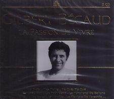 DOPPEL-CD NEU/OVP - Gilbert Becaud - La Passion De Vivre