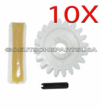 10 x Garage Door Replacement Parts Gear Linear Moore-O-Matic XX133 XX333 XX350