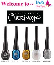 Cherimoya 5 Colors Set Glitter Liquid Eyeliner compare to  Italia Deluxe blue