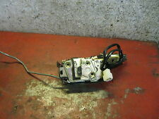 97 98 Mazda protege drivers side left front door latch & power lock actuator