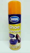 2x Trainers Shoe Boots Spray Cleaner For Leather UGG Nubuck Fabric Microfibre 25