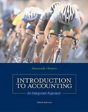 G, Introduction to Accounting: An Integrated Approach with Net Tutor & PowerWeb