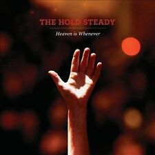 """HOLD STEADY: """"THE-HEAVEN IS WHENEVER"""" CD NEW"""