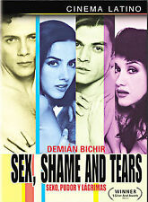 Sex, Shame And Tears DVDs-Good Condition