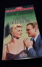 VHS: LOVE ME OR LEAVE ME....DORIS DAY-JAMES CAGNEY