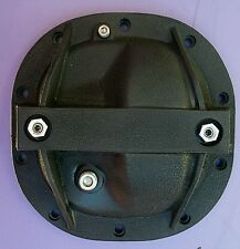 Ford Mustang 8.8 Black Wrinkle Aluminum Differential Cover Girdle 1979-2014