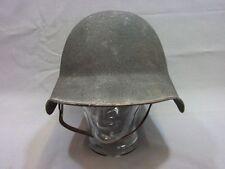 Helm Stahlhelm Schweiz M18 Größe ca. 58 komplett