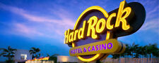 HARD ROCK HOTEL AND CASINO ROCK STAR  VACATION/ (BUTLER UPGRADE) AND OCEAN VIEW