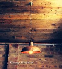 Industriel vintage usine suspension plafond table luminaire vintage lampes bar