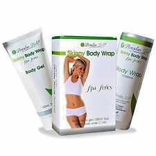Brazilian Skinny Body Wrap Kit - Lose Belly Fat Fast Reduce Cellulite Eczema ...