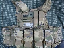 6094 style Combat Strike Plate Carrier Vest Multi Cam Style