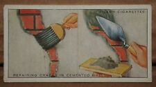 VINTAGE~WILLS~CIGARETTE~CARD~HOUSEHOLD~HINTS~NUMBER~No~#~46~X1~B5
