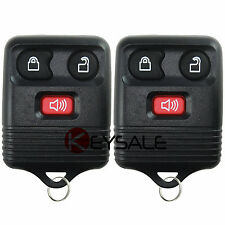 2* New  Remote Key Fob 3 Button for Mazda 2001-2006 Mazda Tribute CWTWB1U212