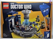 *** LEGO Ideas 21304 *** DOCTOR WHO *** SET IN PENSIONE *** Nuovo in scatola ***