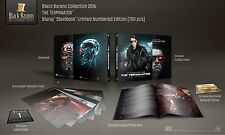 The Terminator Blu-ray Steelbook Fullslip (Filmarena / Black Barons Exclusive)