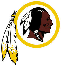 Washington Redskins NFL Color Die-Cut Decal / Car Sticker *Free Shipping