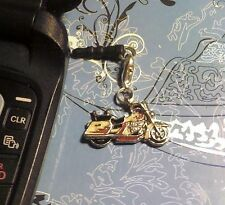 Motorcycle Cell Phone Charm~Dust Plug Cover~Iphone++$1 SHIP