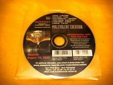 Cardsleeve Full CD MALEVOLENT CREATION Doomsday X PROMO 12TR 2007 death metal