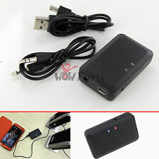 Wireless Bluetooth A2DP Stereo HiFi Audio Dongle Adapter Receiver iPhone Samsung
