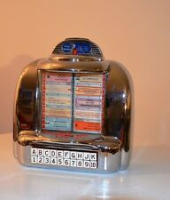 Seeburg Fernwähler wallbox Modell 3W1 Wall-O-Matic - 100 sel. vintage 50's