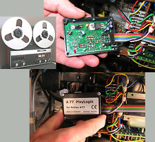 Pievox PLAY-LOGIK  f.  alle Revox A77 - Die ideale Ergänzung für Ihre Maschine!