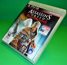 BRAND NEW! Assassin's Creed: Revelations (PS3) Buy 1, Get 1 Extra 15% OFF!