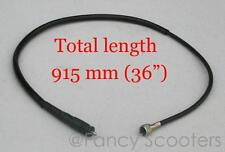 """Speedometer Cable B for GS-804 VIP scooters (36"""" Long)"""
