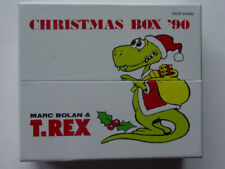 Marc Bolan & T.REX/Christmas Box '90 CD BOX SET (SEALED/Ltd. Ed.)