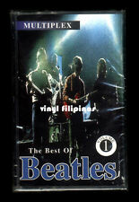 PHILIPPINES:Songs Popularized By THE BEATLES,Cassette,Tape,MC,SEALED,MULTIPLEX