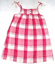 Ai Girl Linnen Girls Mädchen Kleid Dress gr. 86/92 1,5/2 years