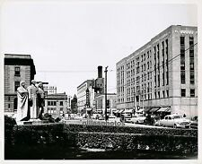 GREEN BAY c. 1950 - Walnut Street Wisconsin - USA 32