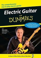ELECTRIC GUITAR FOR DUMMIES - DVD NEUF NEW NEU